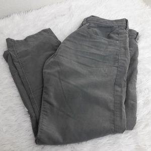Adriano Goldschmied Geffen Slouchy Slim Gray pants